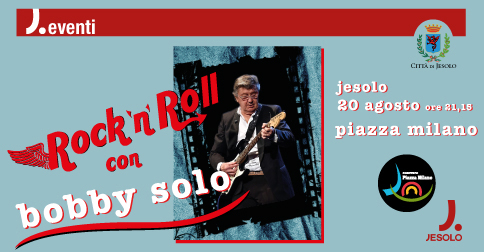 Rock'n Roll con Bobby Solo