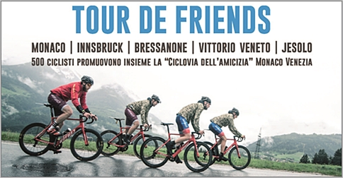 Rad Race Tour de Friends a Jesolo