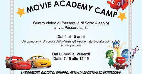 Movie Academy Camp - Grest Passarella 2018