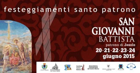 Festa del Patrono San Giovanni 2014
