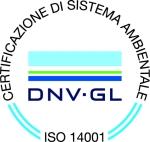 logo certificazione 14001