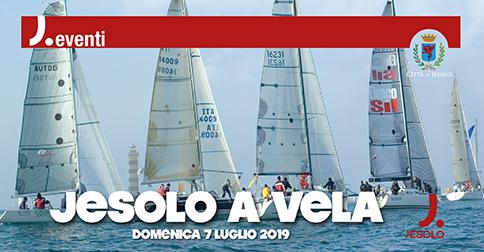 Jesolo a vela: veleggiata per imbarcazioni da diporto -7 luglio 2019