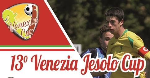 13° Venezia Jesolo Cup Torneo internazionale di calcio giovanile a Jesolo dal 19 al 22 aprile