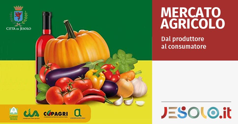 Mercato agricolo di Jesolo