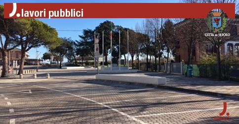 Piazza del Granatiere a Cortellazzo - Jesolo