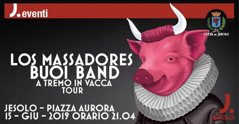 Los Massadores Buoi Band
