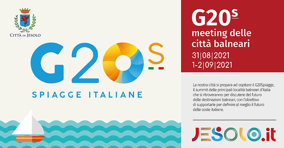 G20, meeting delle città balneari