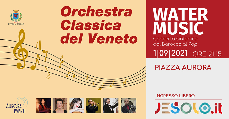 water music concerto sinfonico dal barocco al pop