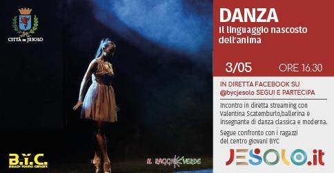 Danza, il linguaggio nascosto dell'anima