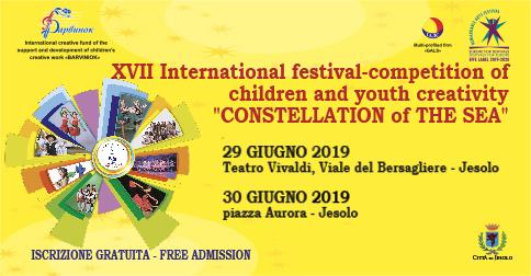 """XVII festival internazionale """"Costellation of the Sea"""""""