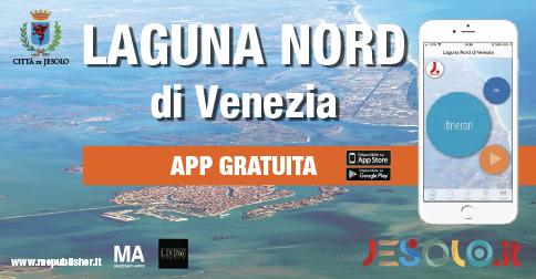 Laguna Nord di Venezia App gratuita