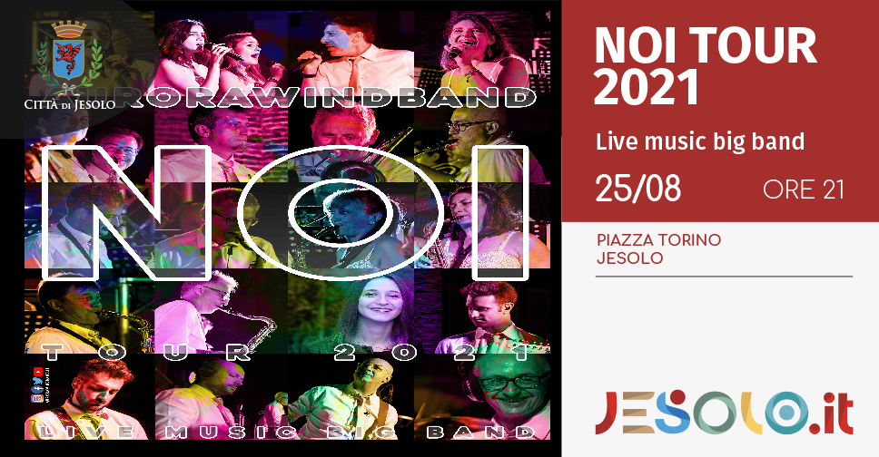 Aurora Wind Band, Noi Tour 2021