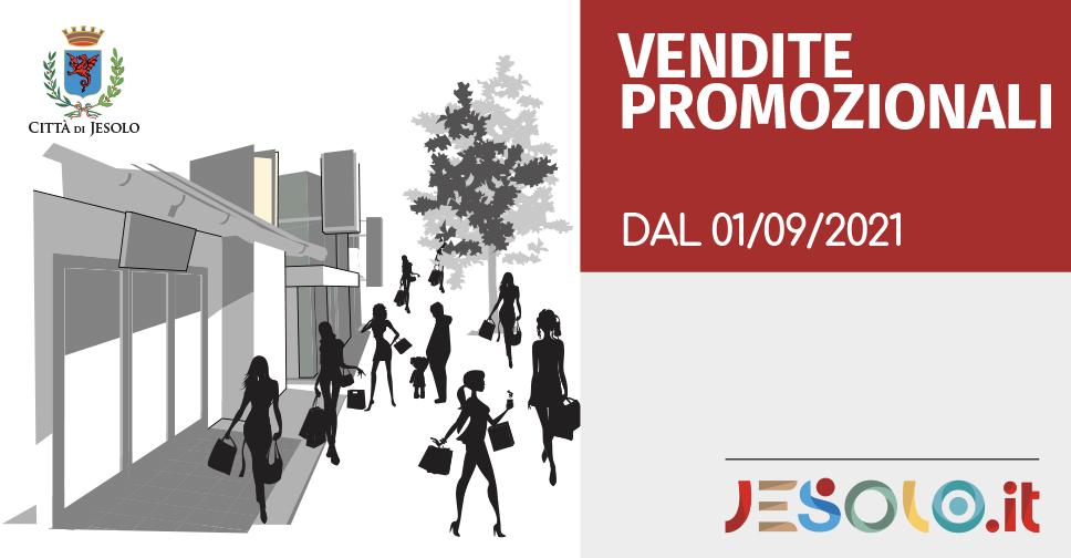 jesolo vendite promozionali 2021