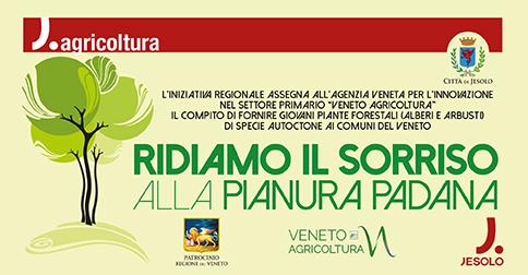Ridiamo il sorriso alla Pianura Padana