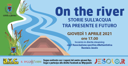 On the river, storie sull'acqua tra presente e futuro