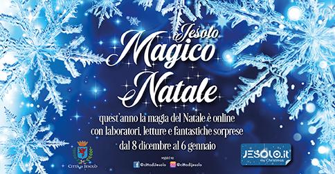 Un magico Natale a Jesolo