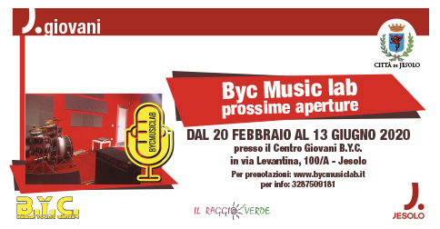 BYC Music Lab 2020