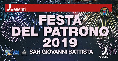 Festa del Patrono San Giovanni 2019
