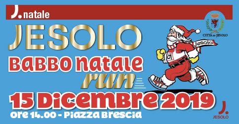 Jesolo Babbo Natale Run - corsa non competitiva