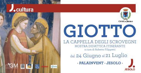 Giotto - La cappella degli Scrovegni a Jesolo
