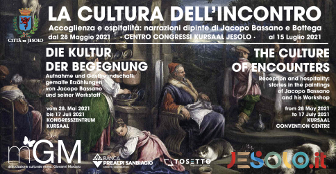 La cultura dell'incontro - mostra a Jesolo, Centro Congressi Kursaal