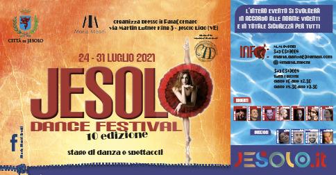 Jesolo Dance Festival 2021 a Jesolo