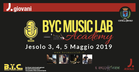 BYC music lab academy 2019