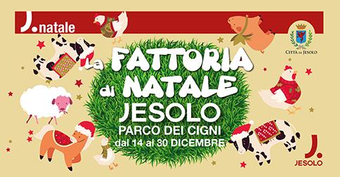 La Fattoria di Natale a Jesolo dal 14 al 30 dicembre 209