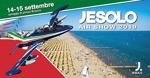 Jesolo Air Show 2019 14 e 15 settembre spiaggia di piazza Brescia