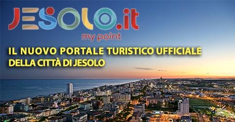Nuovo portale turistico ufficiale della Città di Jesolo