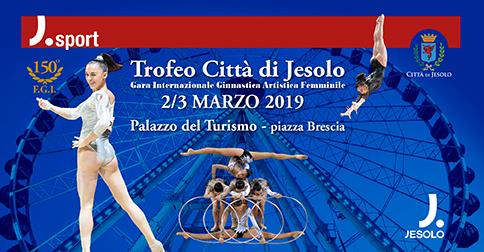 Trofeo Città di Jesolo Ginnastica artistica 2019