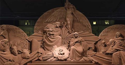 Jesolo Sand Nativity a Matera