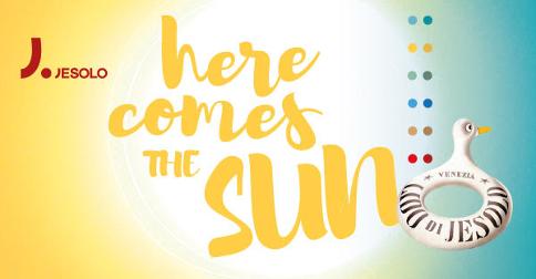 Here Comes The Sun - La campagna social di Jesolo