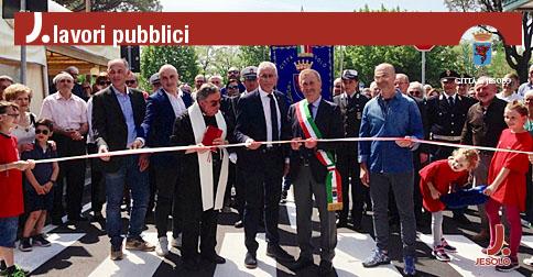 Inaugurazione della vibabilità villaggio Ciano a Cortellazzo - Jesolo