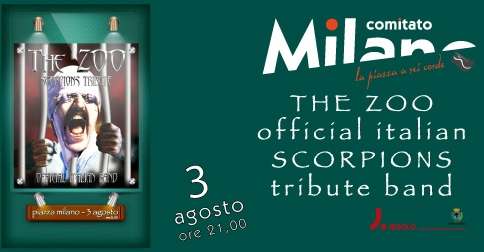 The zoo - Scorpions tribute band