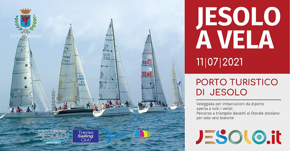 Jesolo a vela: veleggiata per imbarcazioni da diporto