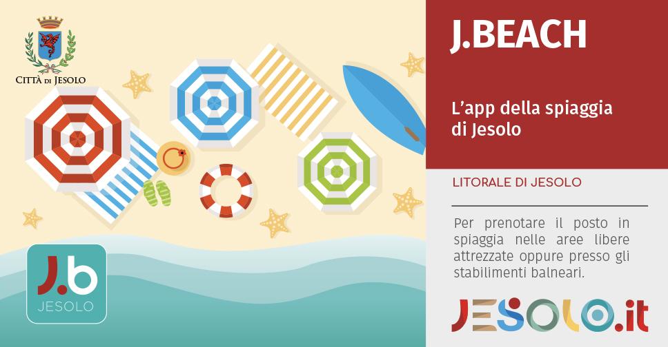 La App della Spiaggia di Jesolo