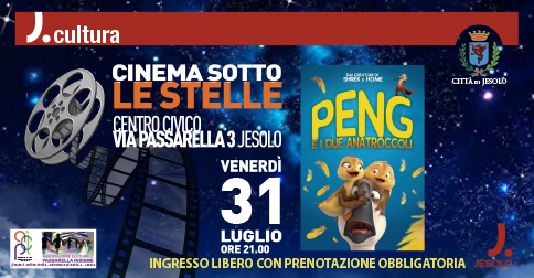 Cinema sotto le stelle