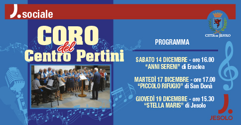 Il Coro del Centro Pertini in Tour
