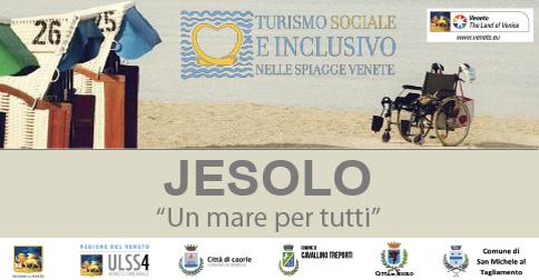 Jesolo un mare per tutti - Turismo sociale e inclusivo