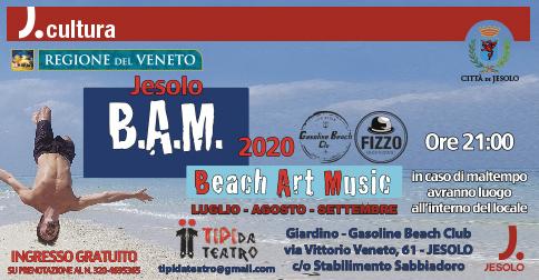 B.A.M. Beach Art Music