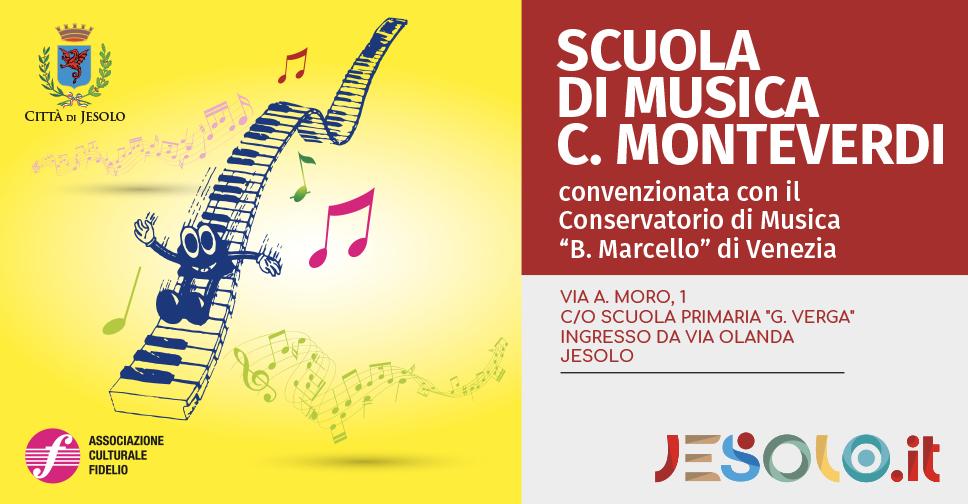 scuola di musica monteverdi musica