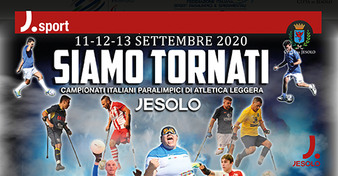 Campionati italiani paralimpici di atletica leggera FISPES