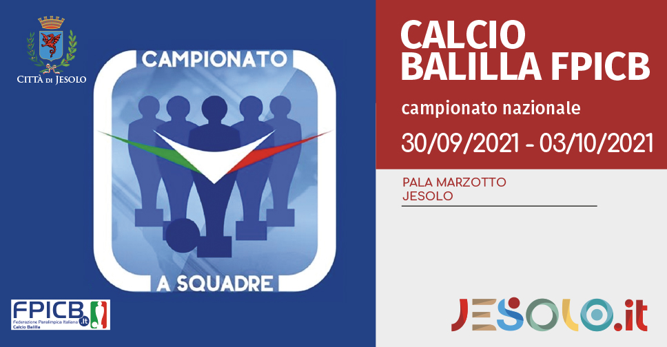 Campionato Nazionale di Calcio Balilla FPICB