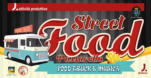 street food a passarella di Sotto-Jesolo