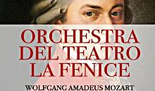 """Orchestra del Teatro La Fenice - Concerto """"Le sinfonie di Mozart"""""""