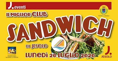 Il miglior club sandwich di Jesolo