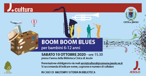 Boom Boom Blues a Jesolo