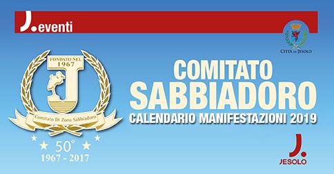 Manifestazioni comitato Sabbiadoro 2019