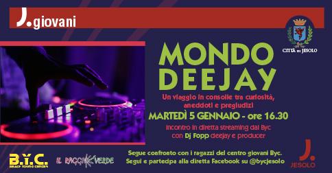 BYC Mondo deejay